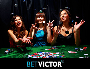 Bet Victor Live Casino Games
