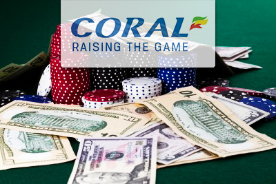 Promotions for UK players at Coral Casino
