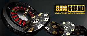 Rewards for Playing at Eurogrand Casino