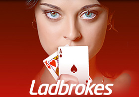 Ladbrokes Casino is one of the most popular in the UK