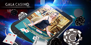 The great Gala Casino mobile app