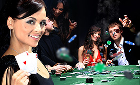 Blackjack is the most popular casino game