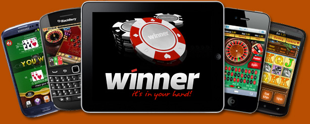 Play anywhere with Winner Mobile Casino App